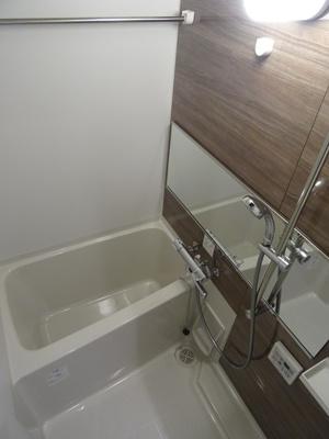 【浴室】スプランディッドⅠ