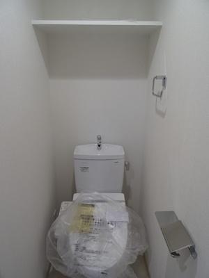 【トイレ】スプランディッドⅠ
