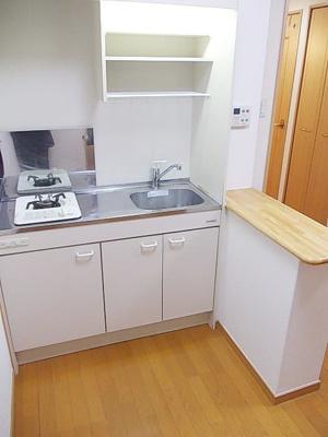 【キッチン】パルテール・アイⅡ