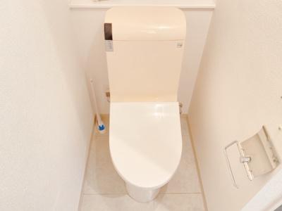 【トイレ】レジデンス三宿