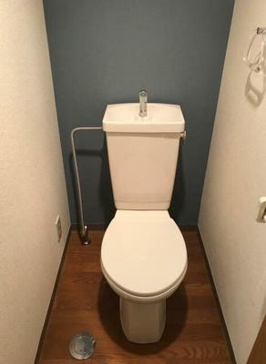 【トイレ】Jua三宿(ジュアミシュク)