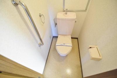 【トイレ】パラッツオドゥエ