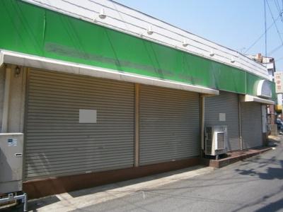 【外観】上島町貸店舗・事務所