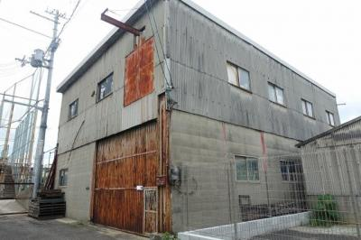 【外観】長瀬3丁目貸倉庫