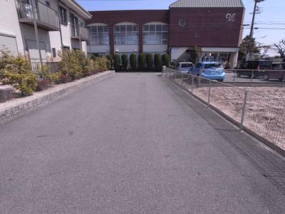 【駐車場】アムール上野台Ⅱ
