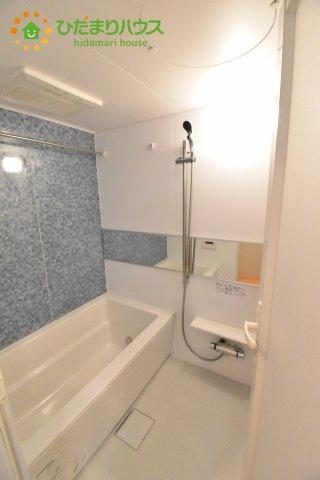 【浴室】ファミール上尾弐番館