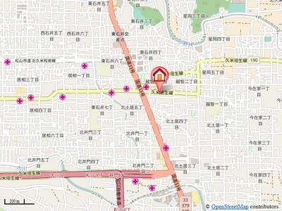 【地図】Sキャメリア・