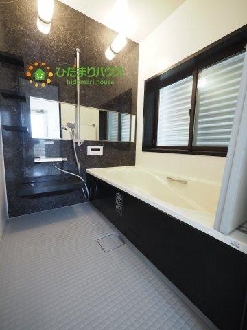 【浴室】加須市柏戸 中古一戸建て