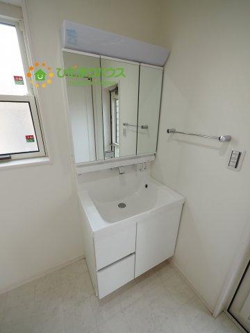 【独立洗面台】加須市柏戸 中古一戸建て