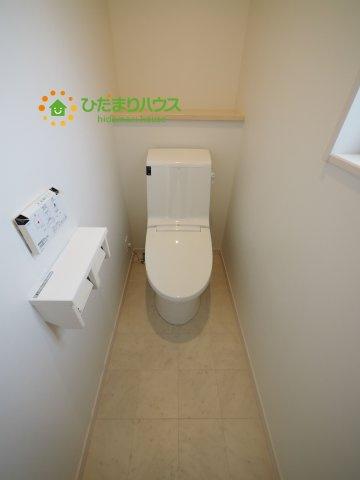【トイレ】加須市柏戸 中古一戸建て
