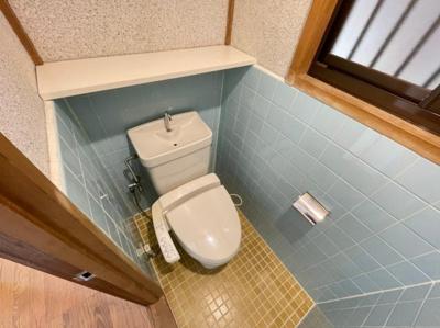 【トイレ】霞ケ丘5丁目戸建