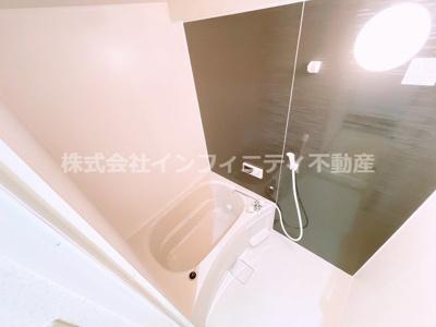"""【浴室】""""ファミール池上"""""""