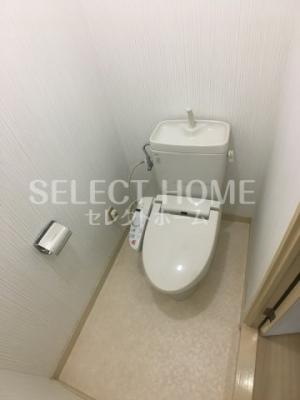 【トイレ】サンシティ光が丘ガーデン