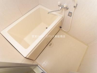 【浴室】ビレッジはちろう