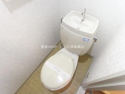 【トイレ】ビレッジはちろう