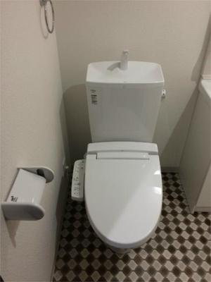 【トイレ】ブリエ五条大宮