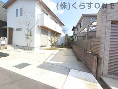 【外観】姫路市御立東1丁目/中古戸建
