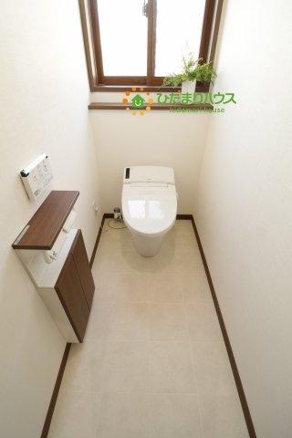 【トイレ】羽生市下新郷 中古一戸建て