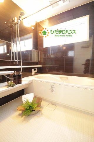 【浴室】羽生市下新郷 中古一戸建て