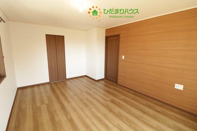 【寝室】羽生市下新郷 中古一戸建て