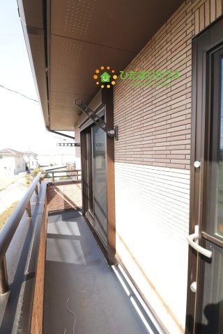 【バルコニー】羽生市下新郷 中古一戸建て
