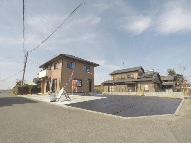 【前面道路含む現地写真】羽生市下新郷 中古一戸建て