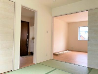 【和室】リーブルガーデン 大和高田市今里町第2 全4棟