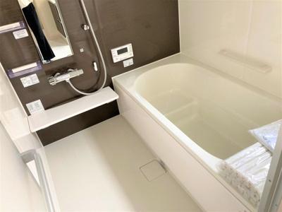 【浴室】リーブルガーデン 大和高田市今里町第2