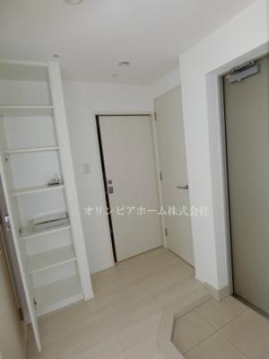【玄関】ハーモニーレジデンス錦糸町#001 11階 角部屋 2012築 空室