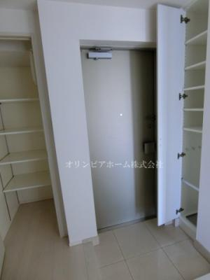 【収納】ハーモニーレジデンス錦糸町#001 11階 角部屋 2012築 空室
