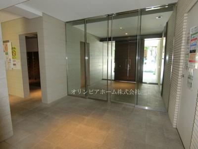 【エントランス】ハーモニーレジデンス錦糸町#001 11階 角部屋 2012築 空室