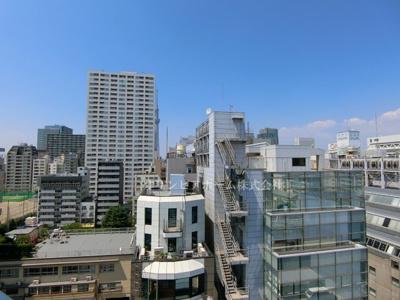 【展望】ハーモニーレジデンス錦糸町#001 11階 角部屋 2012築 空室