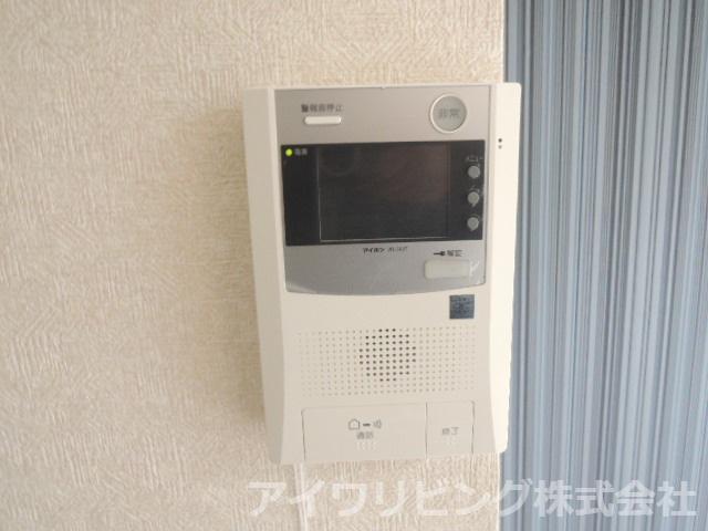 TVモニターホン付き【ジュネス桜ヶ丘】