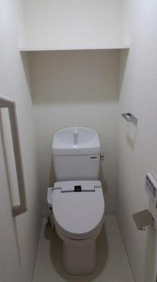 【トイレ】プライムコート蔵前
