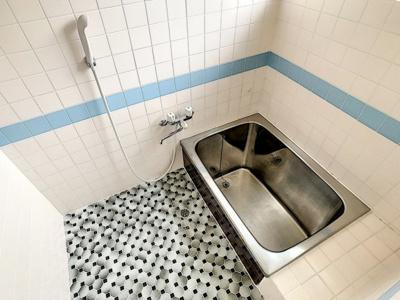【浴室】前勝谷町大田貸家D