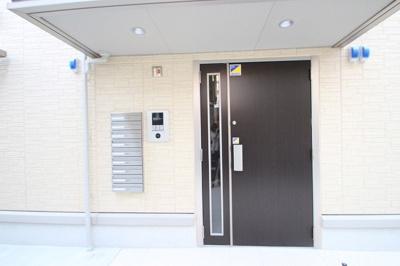 【エントランス】D-room大濠(ディールームオオホリ)