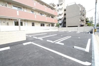 【駐車場】D-room大濠(ディールームオオホリ)