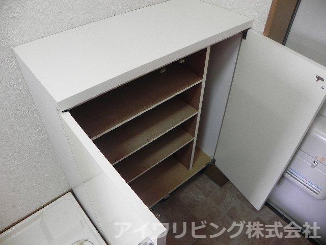 シューズボックス完備【ソミュール百草Ⅰ】