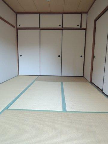 和室6帖【ファミールアビタシオン】