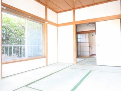 【和室】山本ハイツ