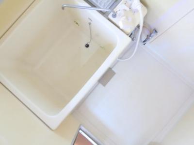 【浴室】山本ハイツ