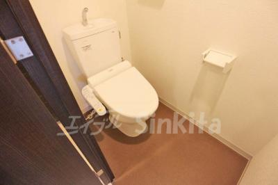 【トイレ】エトワール東三国
