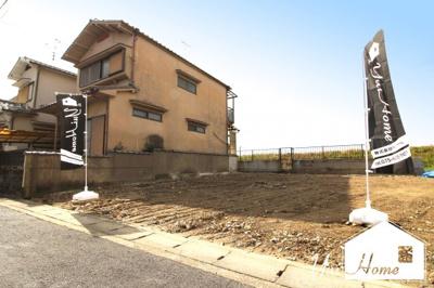 建築条件なしの2区画分譲地が誕生\(^_^)/土地30坪以上で間口も広く、平坦なので注文建築に最適です♪
