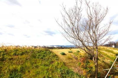 【外観】宇治市五ヶ庄雲雀島 注文建築 建築条件なし 土地
