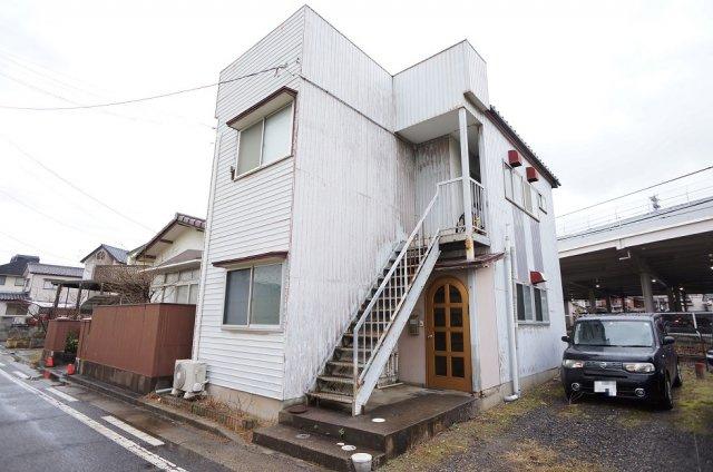 【外観】コーポ三木