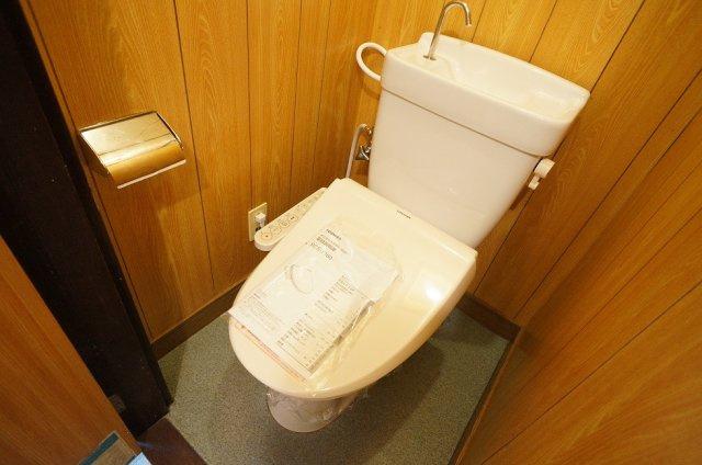 【トイレ】コーポ三木