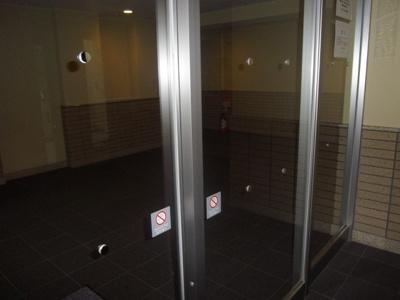 【エントランス】ミラージュ錦糸町