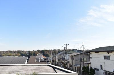 【展望】本牧満坂邸宅