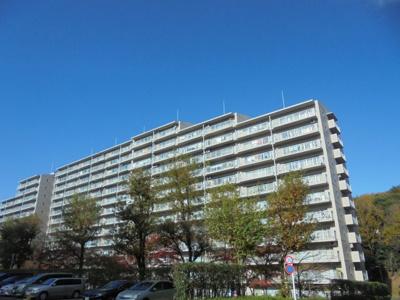 *各階2住戸毎にエレベーター完備 *24時間有人管理、充実した共用部 *総戸数992戸で管理体制良好