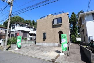 富里市七栄 中古戸建 成田駅 RC造の外観です。